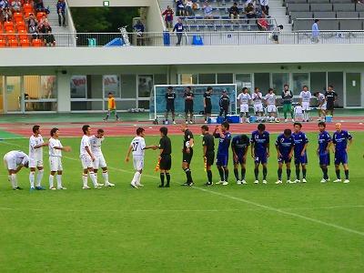 2011.8.21試合終了