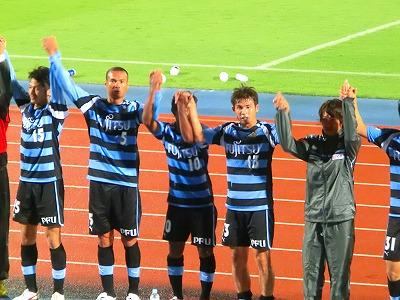 2012.10.10徳島戦
