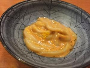 花寿司3 お通し2