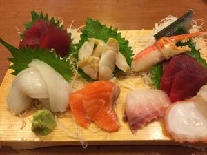 花寿司3 お刺身1