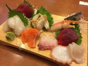 花寿司3 お刺身2
