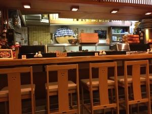 花寿司3 店内1