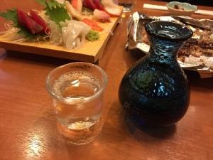 花寿司3 日本酒