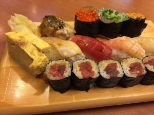 花寿司3 握り1