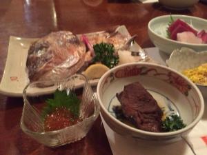 桜寿司 料理1