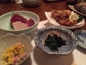 桜寿司 料理2
