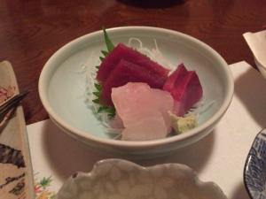 桜寿司 刺身