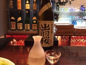 酒菜一 出羽桜