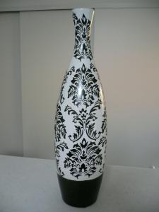ダマスク 花瓶
