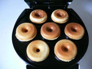 焼きドーナッツ