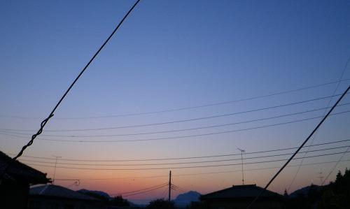 夕ぐれ1107