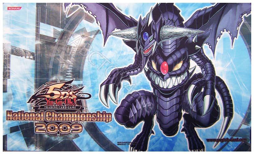 National Championship Dark End Dragon