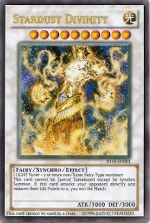 Stardust Divinity