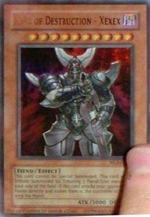 King of Destruction - Xexex