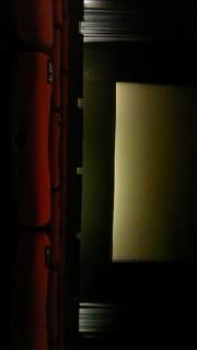 がらがら映画館