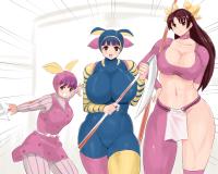 FF4 メーガス三姉妹