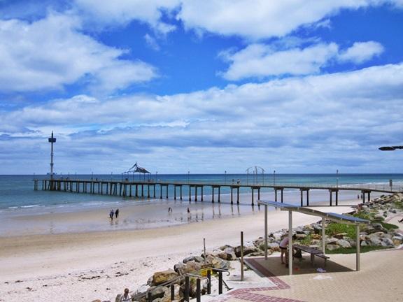 Brighton beach0