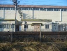 千代田車両基地