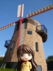 風丸くんと島村さんのツーショット