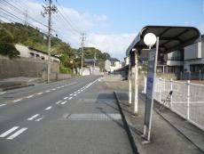 2つのバス停を見てみる