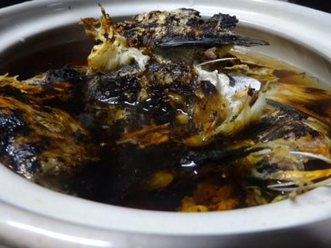鯛もつ鍋パーティー⑥