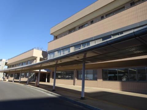 茨城県立医療大学付属病院 (1)