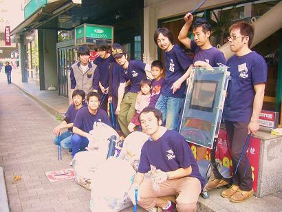 掃除の日 碩人心珠 東京タワー (17)