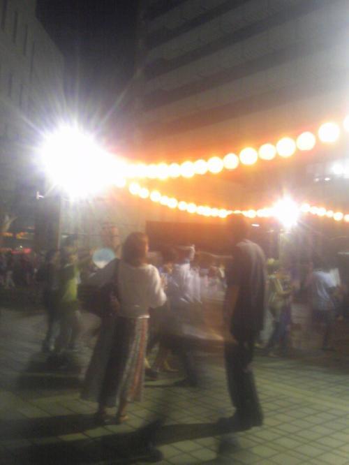 徳島阿波踊り-2
