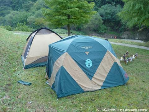 大原湖キャンプ5-2010