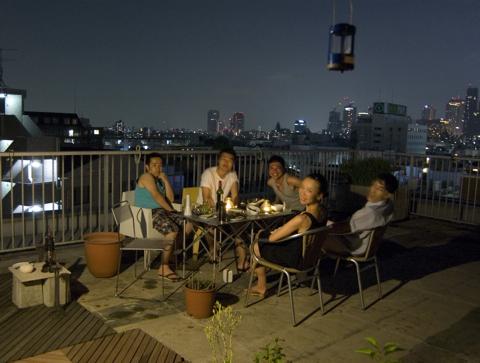 20100906夏外ディナー_3