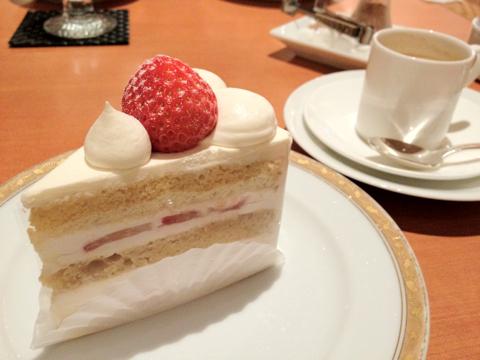 スハ#12442;ーショートケーキ