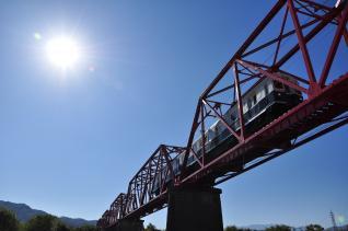 2011年10月27日 上田電鉄別所線 城下~上田 7200系7253F