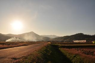 2011年10月27日 上田電鉄別所線 八木沢~舞田 1000系1003F