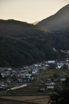 2011年10月27日 上田電鉄別所線 別所温泉~八木沢 7200系7253F