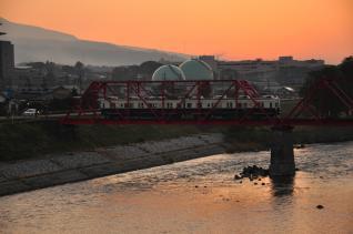 2011年10月28日 上田電鉄別所線 上田~城下 7200系7253F
