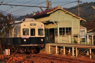 2011年10月28日 上田電鉄別所線 八木沢 7200系7253F