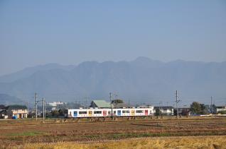 2011年10月28日 上田電鉄別所線 中野~舞田 1000系1003F