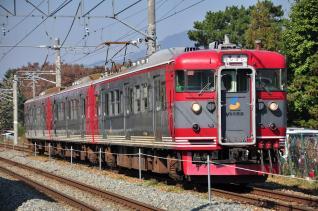 2011年10月28日 しなの鉄道線 上田~信濃国分寺 115系S5編成