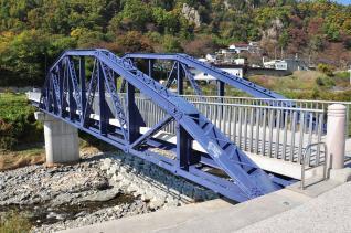 2011年10月28日 りんどう橋