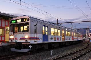 2011年11月12日 上田電鉄別所線 下之郷 1000系1002F