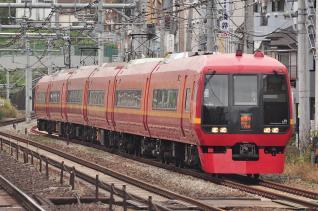 2011年12月2日 JR東日本山手貨物線 253系OM-N02編成 特急きぬがわ
