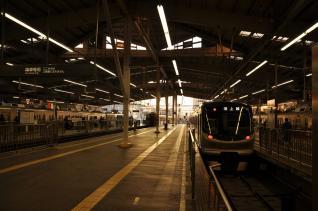 2010年12月4日 蒲田駅