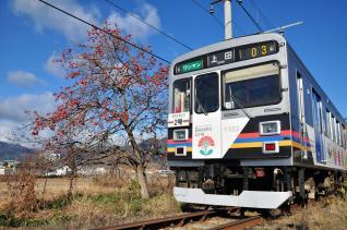 2011年12月17日 上田電鉄別所線 1000系1003F