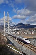 2011年12月20日 JR東日本長野新幹線 上田~佐久平 E2系N5編成