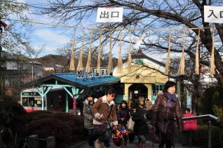 2012年1月3日 上田電鉄別所線 別所温泉