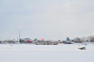 2012年1月10日 弘南鉄道弘南線 運動公園前~新里 7000系7012-7022