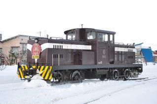 2012年1月10日 津軽鉄道線 津軽五所川原 DD352
