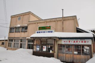 2012年1月10日 津軽鉄道線 津軽五所川原