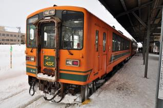 2012年1月10日 津軽鉄道線 津軽五所川原 津軽21-103