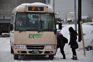 2012年1月10日 弘南バス